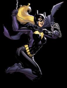 Batgirl Transparent PNG PNG Clip art