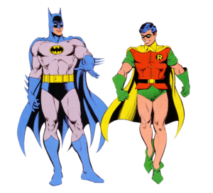 Batman And Robin PNG Photos PNG Clip art