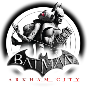 Batman Arkham City PNG Transparent PNG Clip art