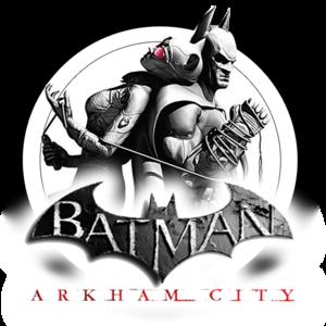 Batman Arkham City PNG Transparent PNG Clip art
