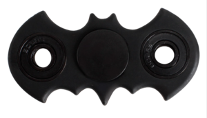 Batman Fidget Spinner PNG HD Clip art