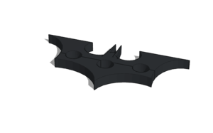 Batman Fidget Spinner PNG Transparent Picture Clip art