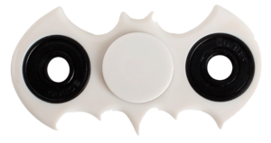 Batman Fidget Spinner Transparent Background PNG Clip art