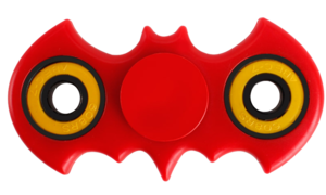 Batman Fidget Spinner Transparent PNG Clip art