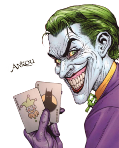 Batman Joker PNG Free Download PNG image