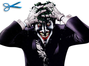 Batman Joker PNG Transparent Image PNG icon