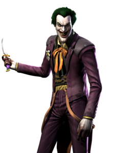Batman Joker Transparent Background PNG Clip art
