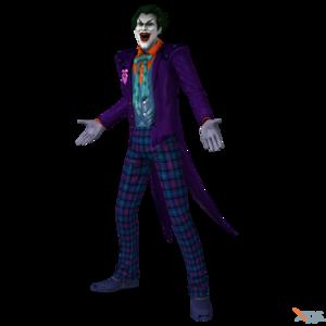 Batman Joker Transparent PNG PNG icon