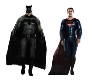 Batman Vs Superman PNG Free Download PNG Clip art