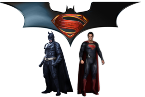 Batman Vs Superman PNG Transparent Picture PNG Clip art