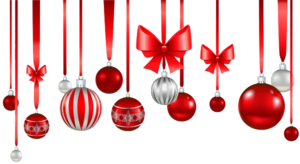 Baubles PNG Pic PNG images