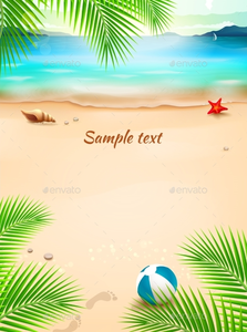 Beach PNG Transparent Image PNG clipart