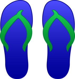 Beach Sandal PNG Image PNG Clip art