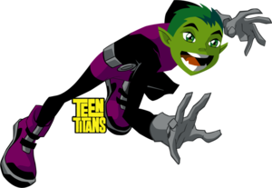 Beast Boy PNG File PNG Clip art