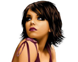Beautiful Girl PNG Image PNG Clip art