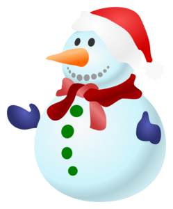 Beautiful Snowman PNG PNG Clip art