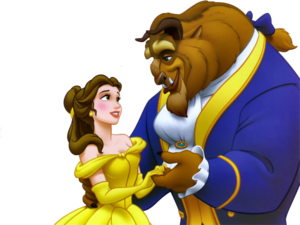 Beauty And The Beast PNG Image PNG Clip art