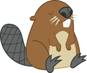 Beaver PNG Photo PNG clipart