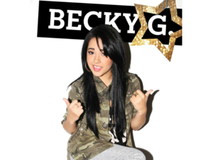 Becky G PNG File PNG clipart