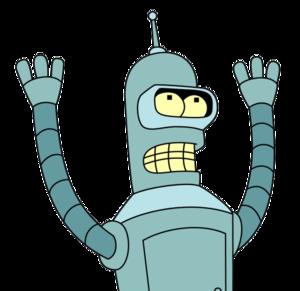Bender PNG File PNG Clip art