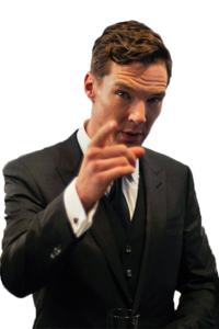 Benedict Cumberbatch Transparent Background PNG Clip art