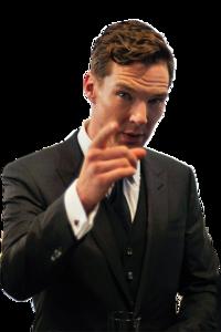 Benedict Cumberbatch Transparent Background PNG Clip art
