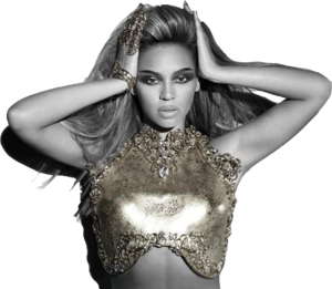 Beyonce Transparent PNG PNG icon