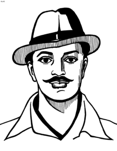Bhagat Singh PNG Image PNG Clip art