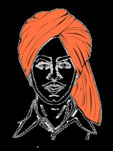 Bhagat Singh PNG Transparent Image PNG Clip art