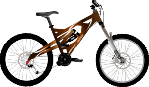 Bicycle Background PNG PNG Clip art