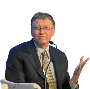 Bill Gates PNG Transparent Image PNG Clip art