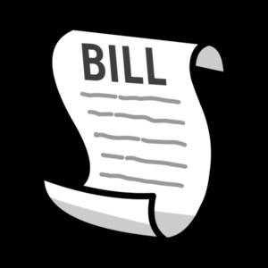Bill Transparent PNG PNG Clip art