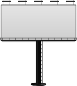 Billboard PNG File Download Free PNG Clip art