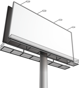 Billboard PNG Pic Background PNG Clip art