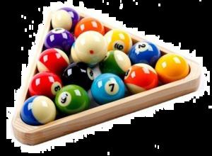 Billiard Balls PNG Free Download PNG Clip art