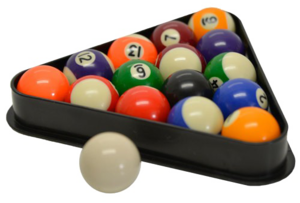 Billiard Balls PNG HD PNG Clip art