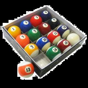 Billiard Balls Transparent Background PNG Clip art