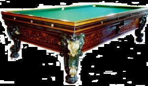 Billiard Table PNG File PNG Clip art