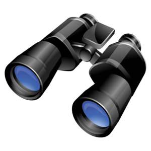Binocular PNG Picture PNG icon