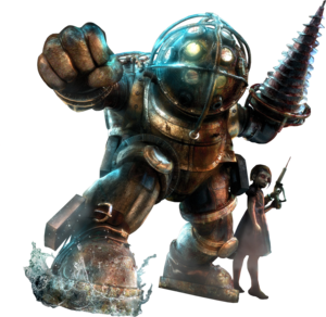 Bioshock PNG Clipart PNG icon