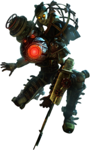 Bioshock PNG Pic PNG clipart
