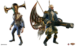 Bioshock PNG Picture PNG clipart