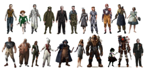 Bioshock Transparent Background PNG icons