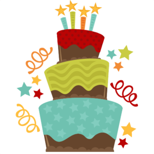 Birthday Cake Transparent PNG PNG Clip art
