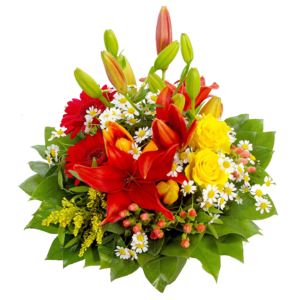 Birthday Flowers Bouquet PNG Image PNG icons