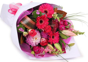 Birthday Flowers Bouquet Transparent PNG PNG Clip art