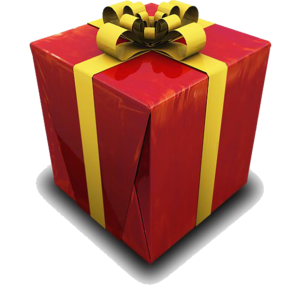 Birthday Gift PNG File PNG Clip art