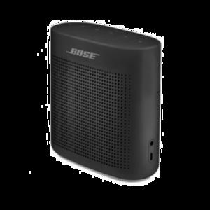 Black Bluetooth Speaker Transparent PNG PNG Clip art