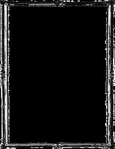 Black Border Frame PNG Photos PNG Clip art