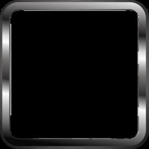Black Border Frame PNG Transparent PNG Clip art